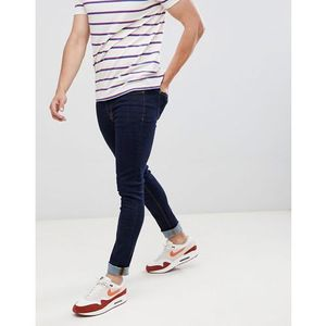 Hoxton Denim Super Skinny Jeans in Raw Indigo - Blue