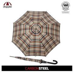 Doppler Parasol damski, Long Carbonsteel AC Krata 02, długi