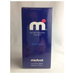 Mistral Waterproof Men 50ml EdT