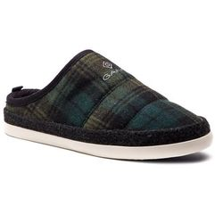 Kapcie GANT - Frank 17698838 Blackwatch Checker G011