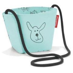 reisenthel® Torebka minibag kids cats and dogs mint