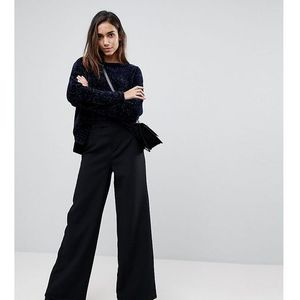 Missguided Wide Leg Trousers - Black