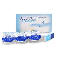 Acuvue advance with hydraclear marki Johnson & johnson