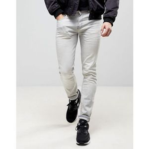 Loyalty and faith stretch skinny jeans in grey acid wash - grey, Loyalty & faith