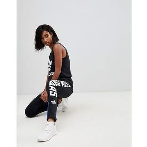 adidas Originals Team adidas Originals Track Pant - Black, kolor czarny