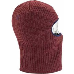 kominiarka COAL - The Knit Clava Heather Burgundy (04)