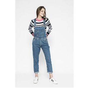 Tommy Jeans - Ogrodniczki Dungaree