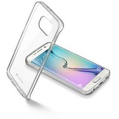 CELLULAR LINE CLEAR DUO Galaxy S6 Edge, transparentne