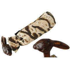 Pasotti Parasol animalier folding with rabbit handle, 257 1409-61 113