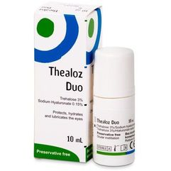 Krople do oczu Thealoz Duo 10 ml