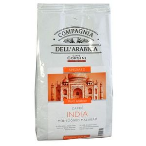Corsini compagnia dell'arabica india 0,25 kg (8001684910755)