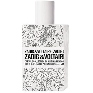 Zadig&voltaire Zadig & voltaire this is her capsule collection 100ml tester (3423474894161)