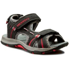 Sandały - panther sandal mc53338 black/red marki Merrell