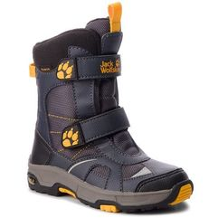 Jack wolfskin Śniegowce - boys polar bear texapore 4012003 m burly yellow xt