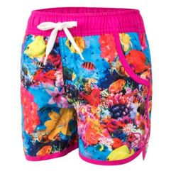 COLOR KIDS Girls Beach Szorty kąpielowe Tove AOP (5711309028477)
