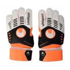Rękawice bramkarskie Uhlsport Ergonomic Soft Training, 229827242