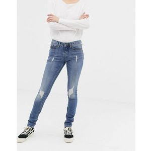 nova jappa destroyed skinny jeans - blue, Blend she