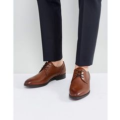 lauriano derby leather shoes in tan - tan marki Aldo