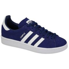 adidas Originals CAMPUS Tenisówki i Trampki dark blue/white, CEJ14