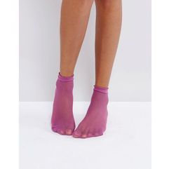 micro fishnet sock - purple marki Gipsy