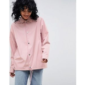 Rains coach jacket - pink