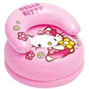 Intex Fotelik dmuchany hello kitty 48508 (0078257485086)