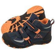 Trekkingi perry mid tex k 260566k/6744 navy/orange (ka151-a) marki Kappa