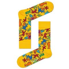 - skarpetki keith haring all over, Happy socks