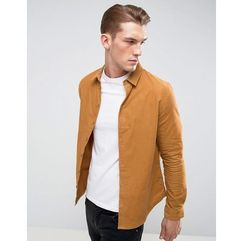 cord shirt - tan marki Another influence