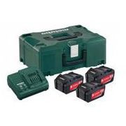 Metabo Basis-Set 3 x 4.0Ah (685063000)
