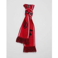 Aape by a bathing ape� Aape by a bathing ape scarf with reverse camo in red - red