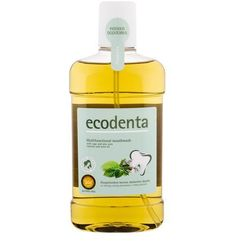 Ecodenta mouthwash multifunctional płyn do płukania ust 500 ml unisex (4770001000557)