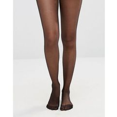 Asos 15 denier black tights - black