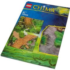 850899 MATA CHIMA (Legends of Chima Playmat) - LEGO GADŻETY