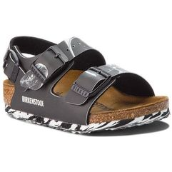 Sandały BIRKENSTOCK - Milano Kinder 1006788 Star Wars Darth Vader Black, kolor czarny