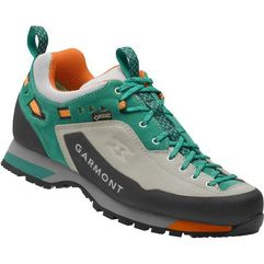 buty dragontail lt gtx w light grey/teal green 5,5 (39 eu) marki Garmont