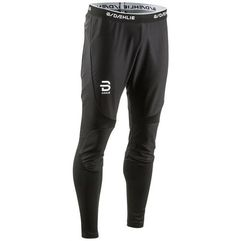 Bjorn daehlie pants terminate black m (7048651487712)