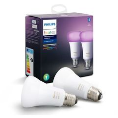 8718699673284 White and color ambiance 2 sztuki E27 Bluetooth PHILIPS HUE, 8718699673284
