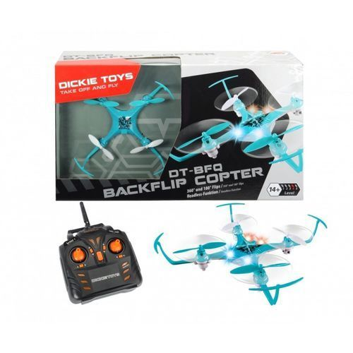 RC DT-BFQ Backflip Quadrocopter