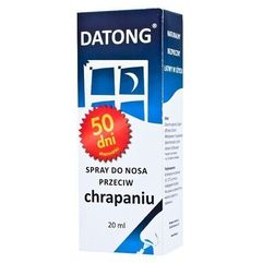 Spray DATONG spray przeciw chrapaniu do nosa 20ml