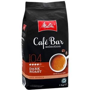 Melitta Cafe Bar Dark Roast 1 kg, 3904