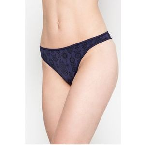 Marlies Dekkers - Stringi Evening Blue, kolor niebieski