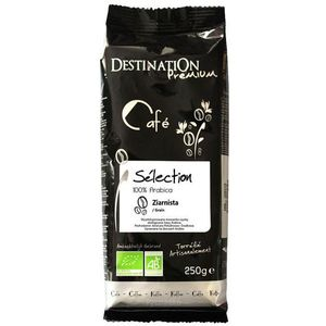 Destination Sélection Kawa 100% Arabica Ziarnista 250g - EKO