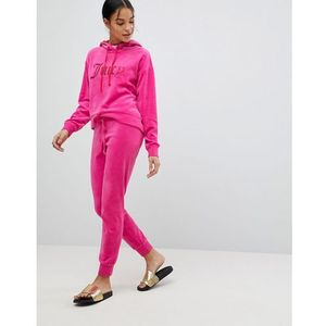 Juicy Couture Black Label Velour Trackpant - Pink
