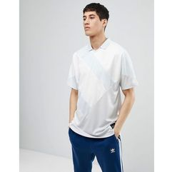 Adidas originals eqt 18 polo shirt in grey cd6847 - grey