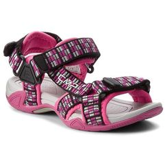 Cmp Sandały - kids hamal hiking sandal 38q9954 hot pink b375