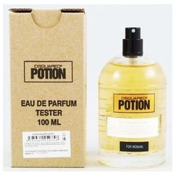 Dsquared2 Potion for Woman, Woda perfumowana - Tester, 100ml