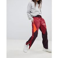 colourblock woven popper track pants - multi, Nike
