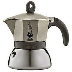 BIALETTI MOKA INDUCTION GOLD Kawiarka 3 filiżanki 120 ml indukcja