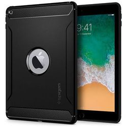 Etui Spigen Rugged Armor iPad 9.7 2017/2018 Black (8809606426953)